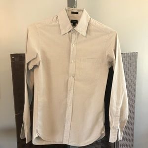 J. Crew Slim Fit Button Down Shirt XS